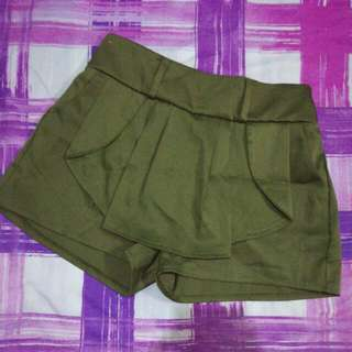 Soft cloth Short