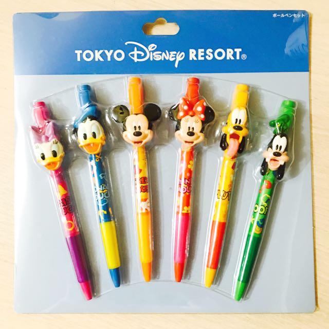 東京迪士尼原子筆