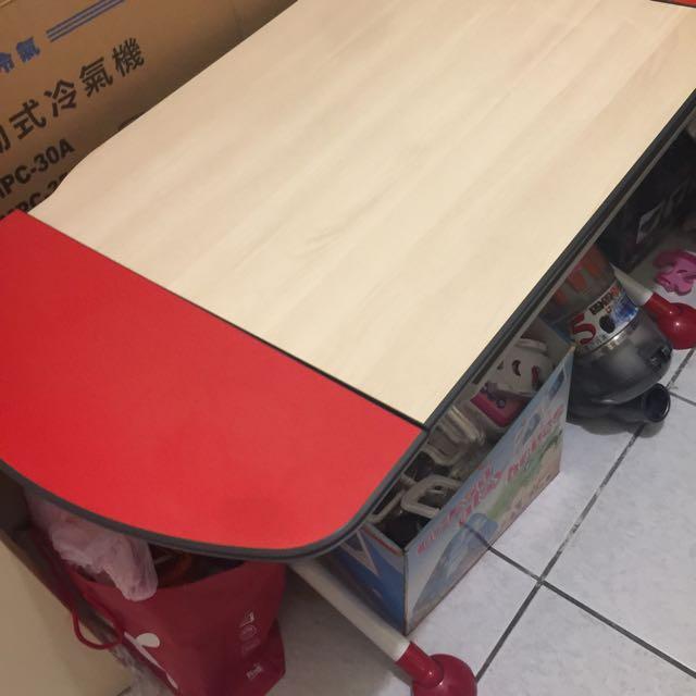 小博士成長可調節書桌【需自取】