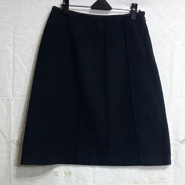【超狂小阿姨】真皮腰口黑色短裙 #運費我來出