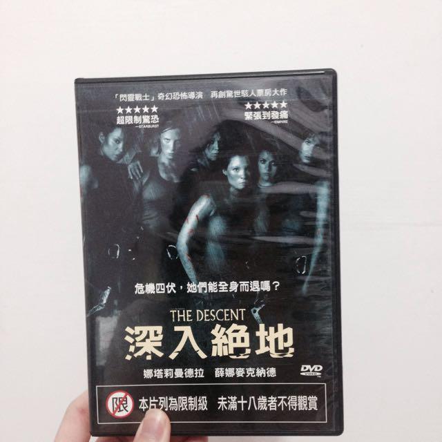 深入絕地 DVD 電影