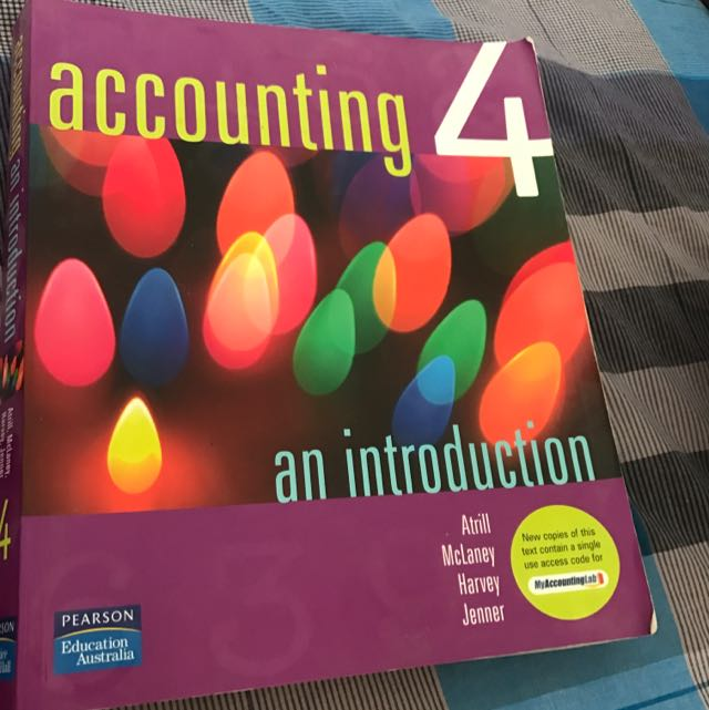 Accounting 4 Textbook