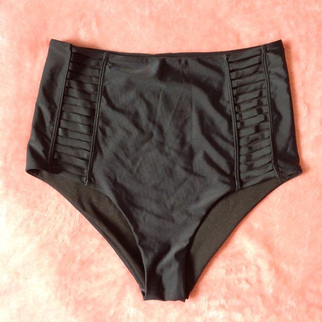 Abercrombie 女裝針織游泳褲