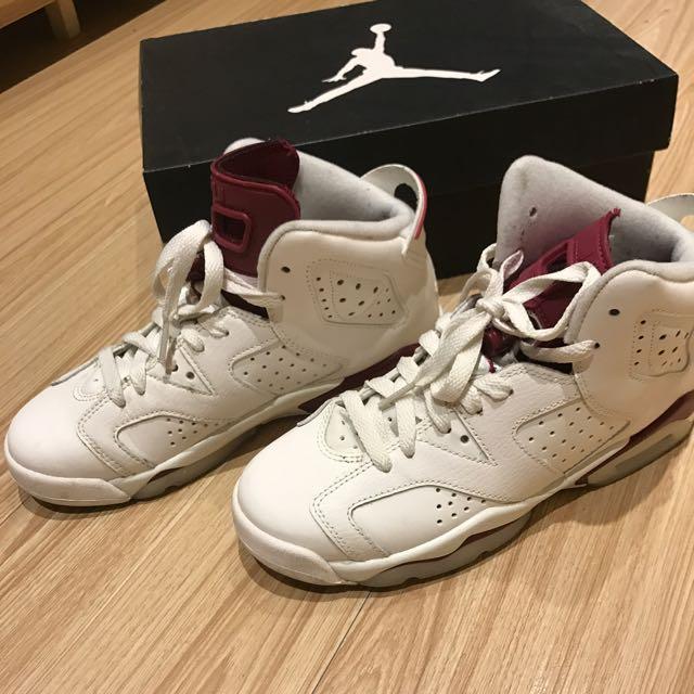 Air Jordan6代4.5y