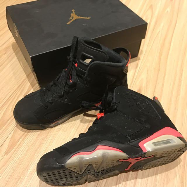 Air Jordan 6代大魔王