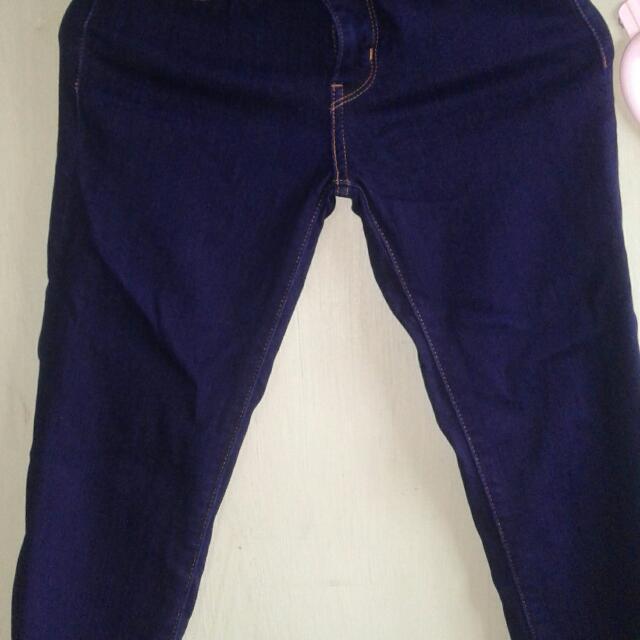 Authentic Skinny Levis Pants