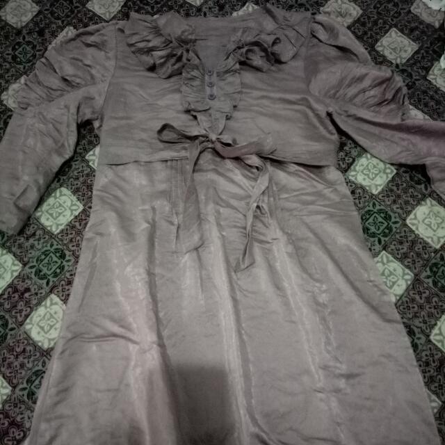 Baju Bahan Kusut