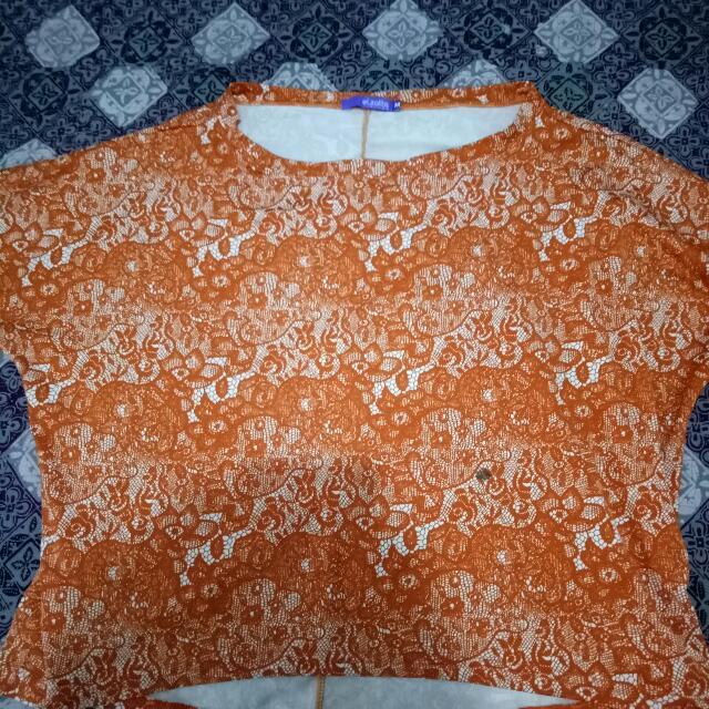 Batik Crop Elzata