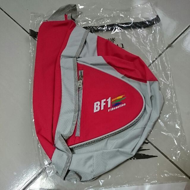 BF1休閒斜背包