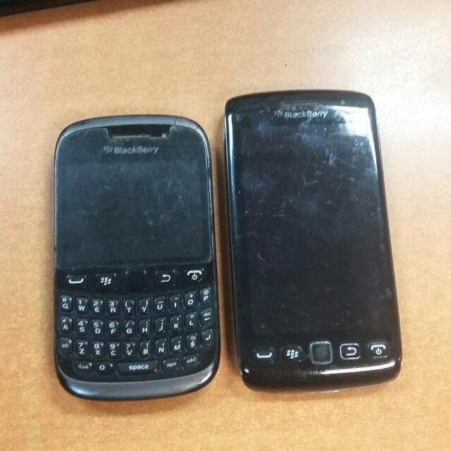 Blackberry Monza dan Amstrong