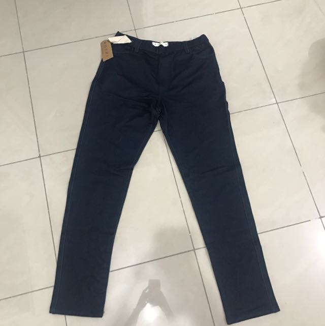 Blue Navy Legging