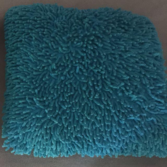 Blue Noodle Pillow