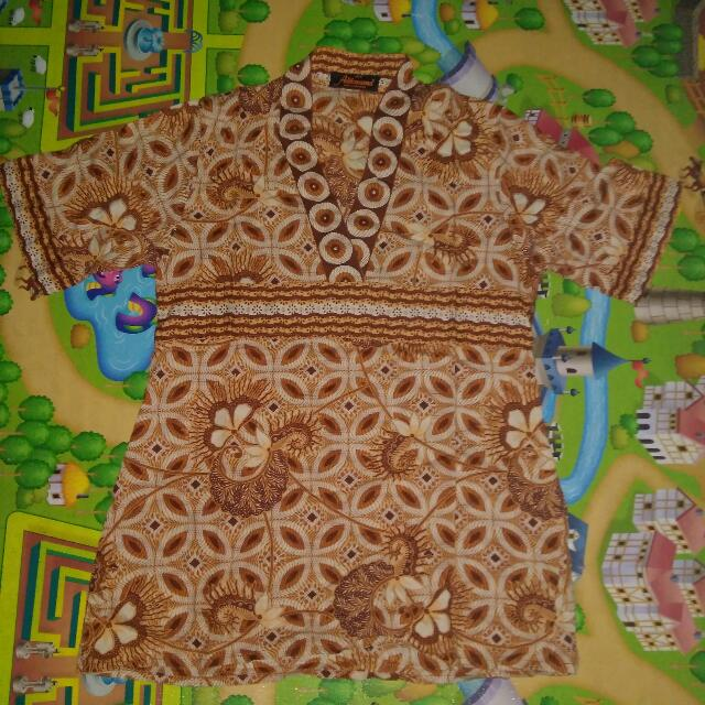 Blus Batik M