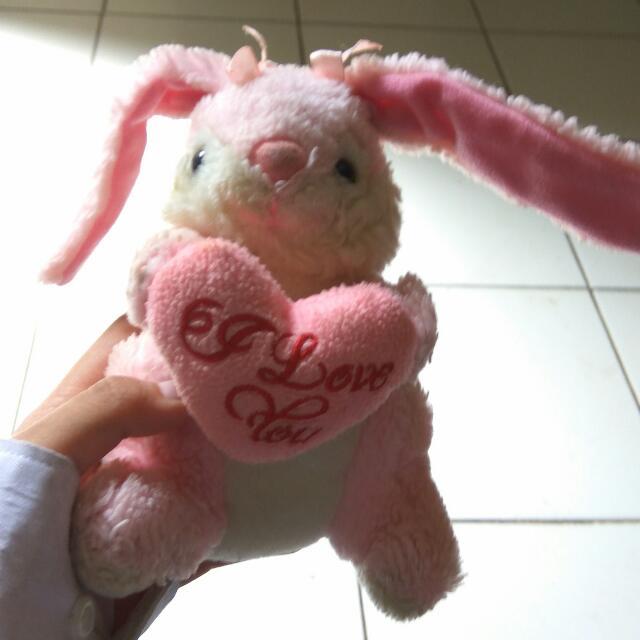 boneka kelinci kawaii