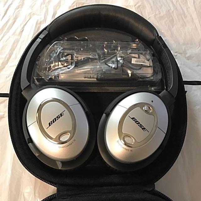 Bose QuietComfort 15 Headphones