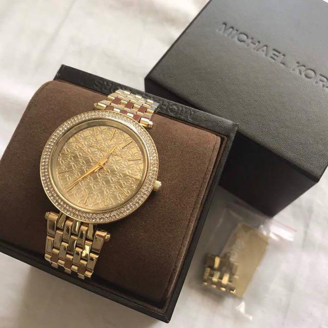 Brand New Authentic MK Watch