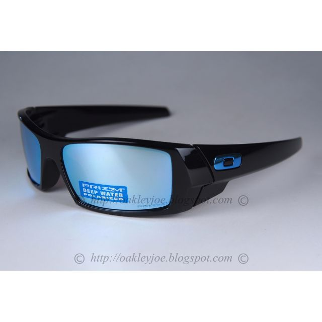17eb37b78f ... france official brand new oakley gascan prizm series polished black  prizm deep h2o water polarized oo9014