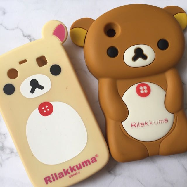 Casing Blackberry Rilakkuma