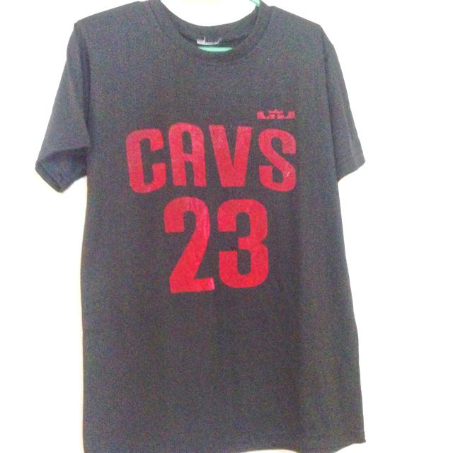 promo code 3323f bfd3c CAVS 23 SHIRT on Carousell
