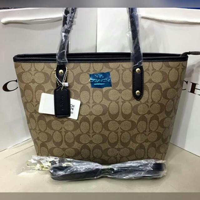 Coach Hand Bag/sling Bag