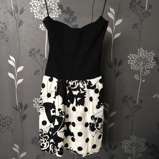 Dara Monochrome Dress
