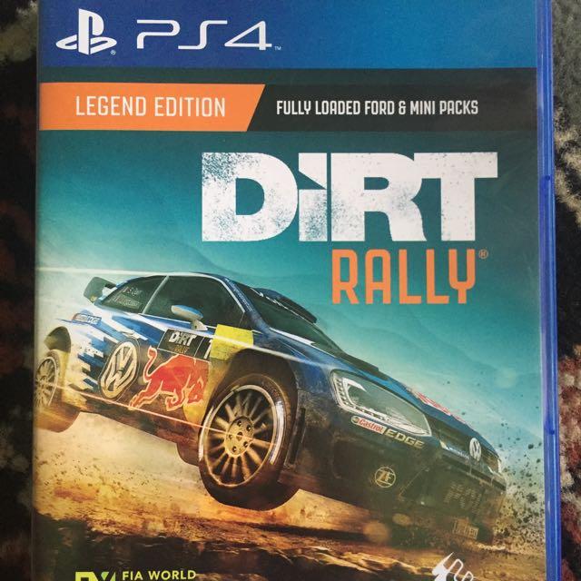 Dirt Rally : Legend Edition