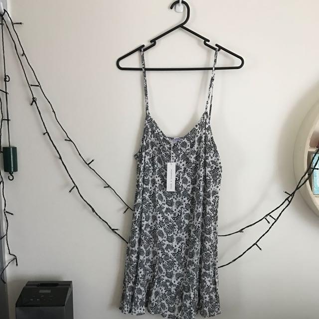 Luck & Trouble Mini Dress