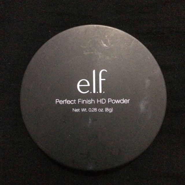 Elf Perfect Finish HD Powder