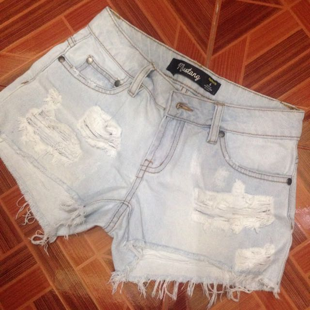 Factorie Ripped Shorts