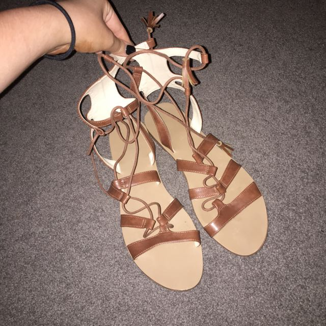 Forever New Sandals (Size 41)