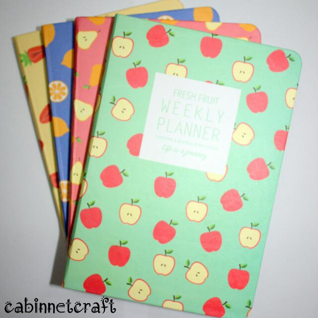 Fresh Fruit Planner