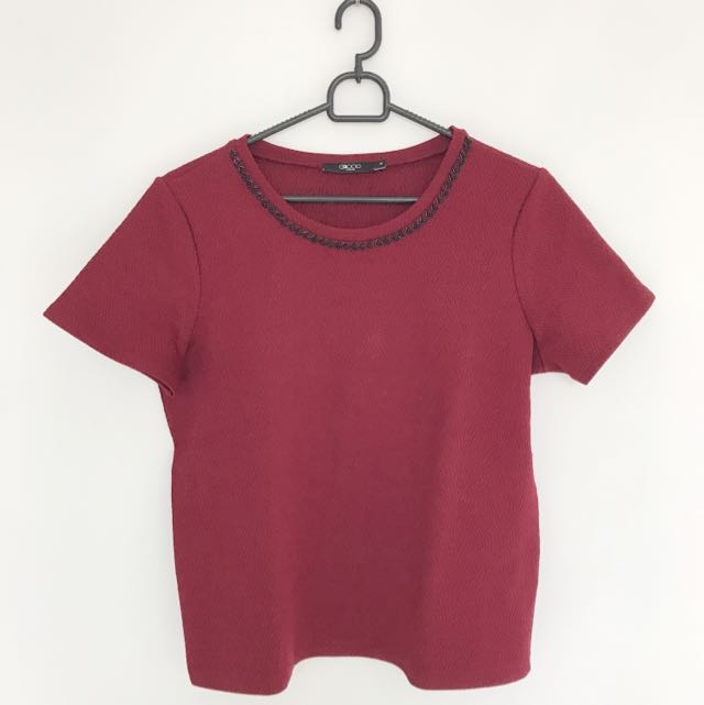 G2000 Red Blouse