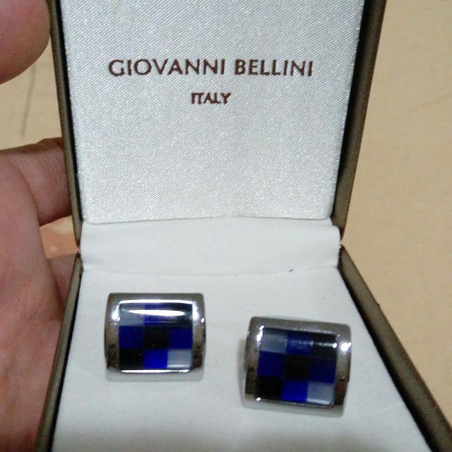 Giovanni Bellini 襯衫袖扣,全新#GiovanniBellini
