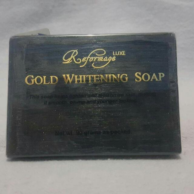 Gold Whitening Soap