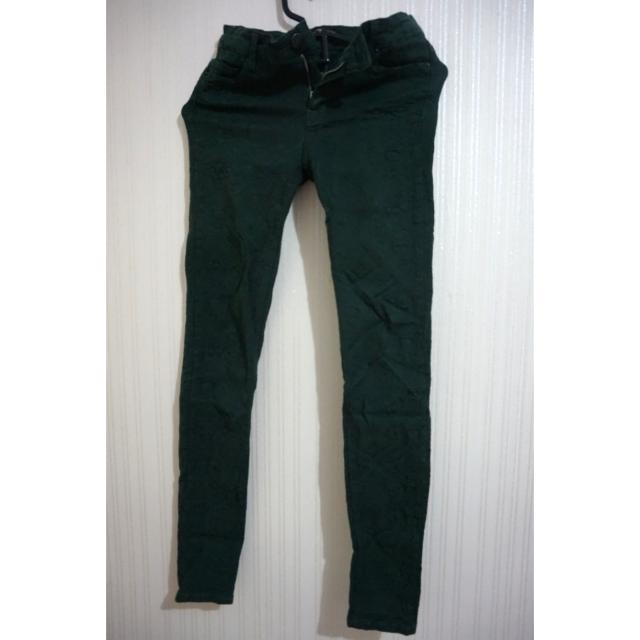 Pull&Bear Green Jeans