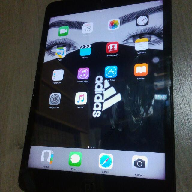 IPAD MINI WIFI + CELLULER 16GB