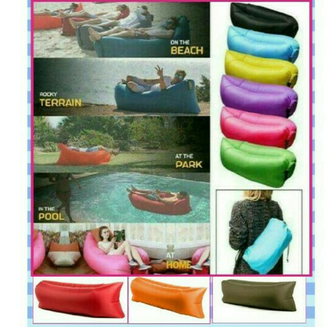Inflatable Banana Bed / Banana Boat
