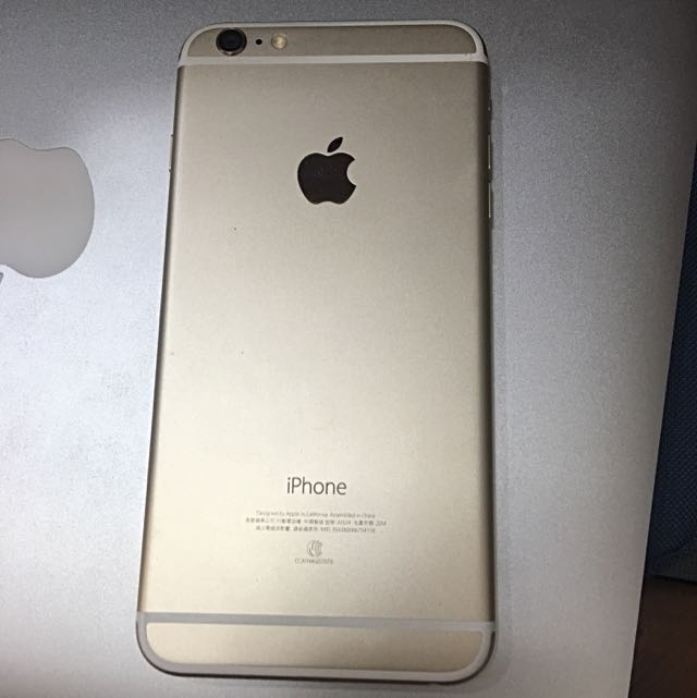 iPhone6 plus 64G 金