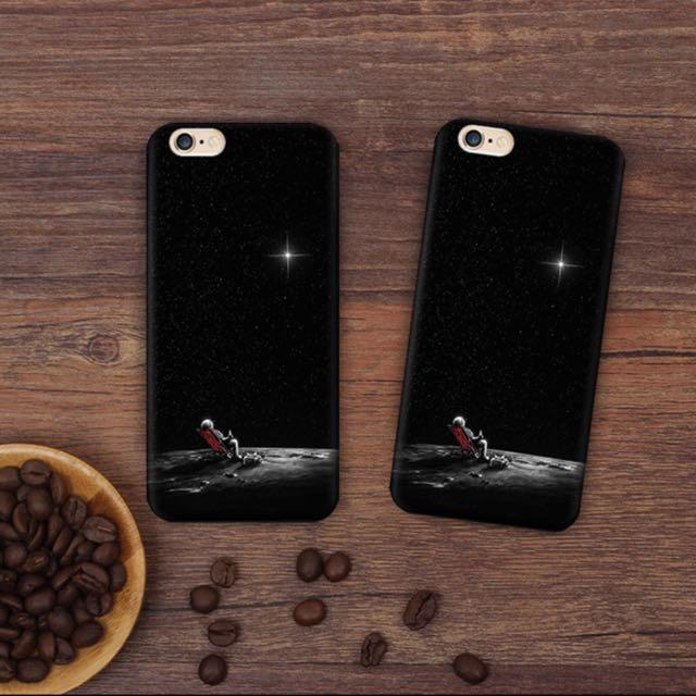 #iPhone 6plus #iphone6splus #手機殼  宇宙人的星期天