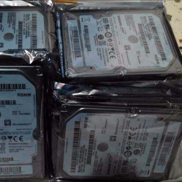 Laptop And Pc Hard Disk 320gb, 500gb, 1tb New Stock Available