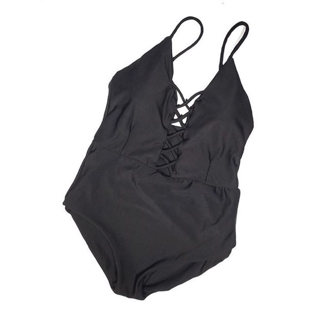 Leila One Piece Swimwear