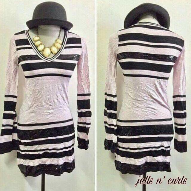 REPRICED! Light Knitted Dress