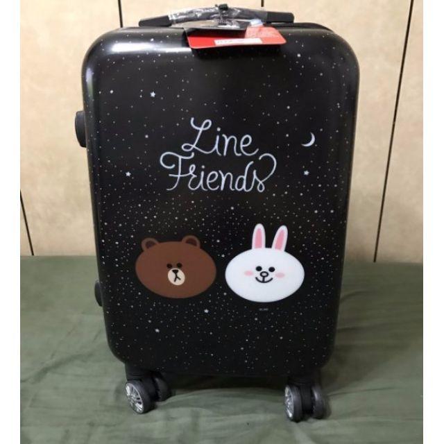 熊大 兔兔 line friend 20吋 登機箱 登機箱 TSA 海關鎖