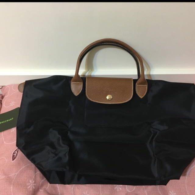 Longchamp基本款黑色(急售)