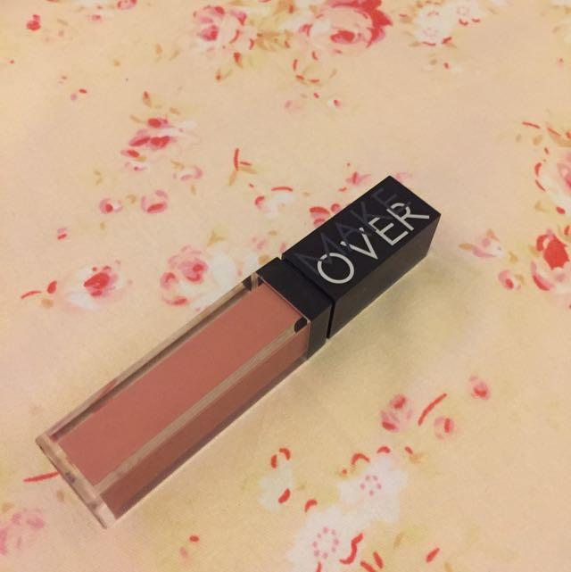 MAKEOVER Liquid Lip Color (kissable)