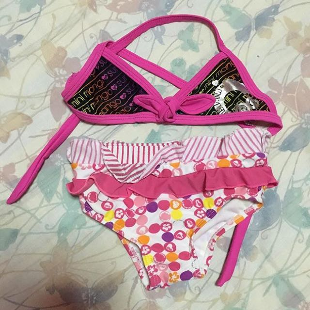 Mango Swim Wear/ Swimsuit/ Two Piece