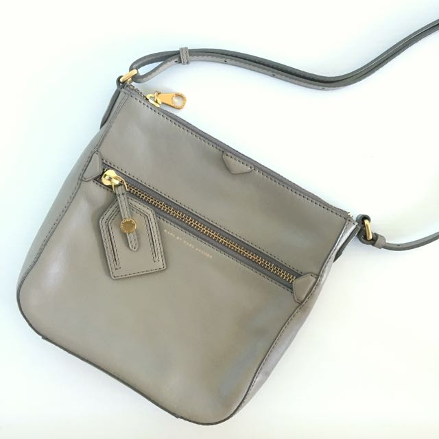 Marc by Marc Jacobs Globetrotter Crossbody Bag
