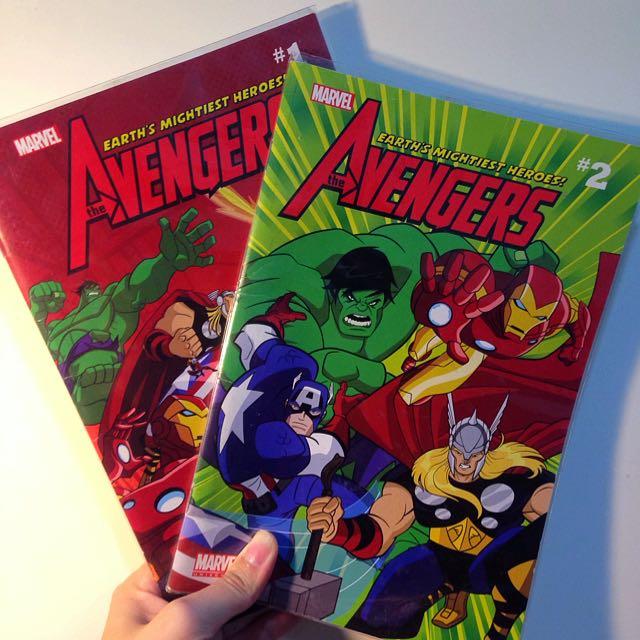 Marvel 漫畫 #一本只要一百元