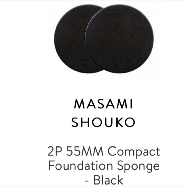 Masami Shouko Compact Foundation Sponge
