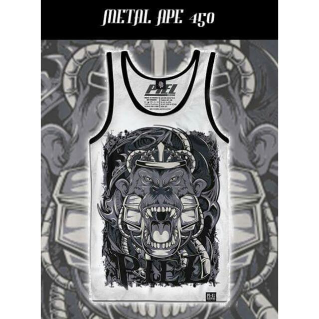 Metal Ape (Tank Top)